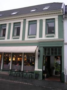 Hanne på Høyden, Bergen, Norway